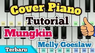 Download Mungkin - Melly Goeslaw (Cover piano Tutorial)