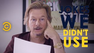 Jokes We Didn't Use Pt. 3 - Lights Out with David Spade