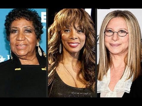 Donna Summer - Star Tributes ( Celebrity Condolences - In Memoriam )