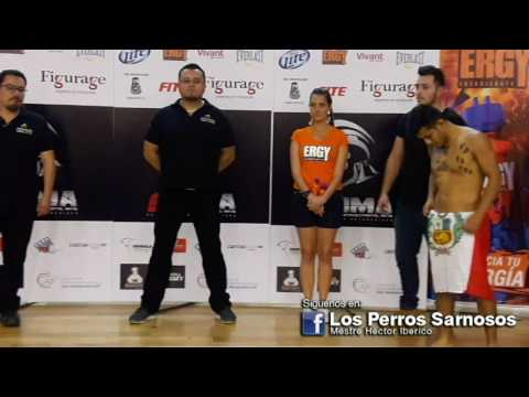 ZURY VALENZUELA (PERU) vs DANNY LINCANGO (ECUADOR) CAREO...