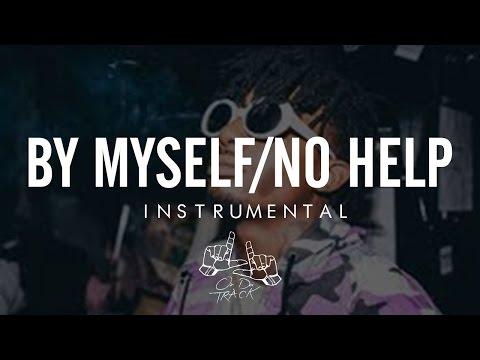 Playboi Carti - By Myself/No Help [Official Instrumental] (Re-Prod. By LJOnDaTrack)