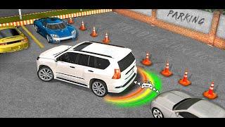 Car Parking Simulator Games: Prado Car Games 2021 #1.Android Gameplay screenshot 1