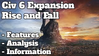 Video Everything we know about Civ 6 Rise and fall in 15 minutes or less - Civ 6 Rise and Fall information download MP3, 3GP, MP4, WEBM, AVI, FLV April 2018