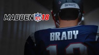 My First Madden 18 Game And Im Taking On A Top 30 Player! Lets GOOOOOO!