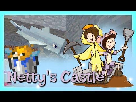 Netty's Castle - Dolphin Cavern {15} ~ Sqaishey
