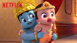 Diwali Fireworks & Treasure Chest 🎆Mighty Little Bheem   Netflix Jr
