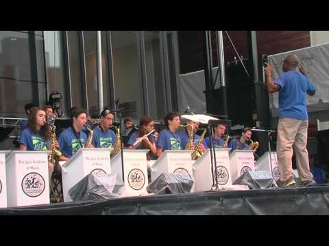 The Jazz Academy of Music at the Silver Spring Jazz Festival 2015 (Ep. 1)