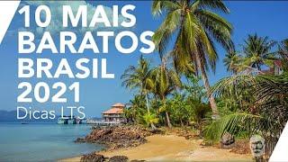 Dicas Viagens Mais Baratas Brasil 2020 | LTS