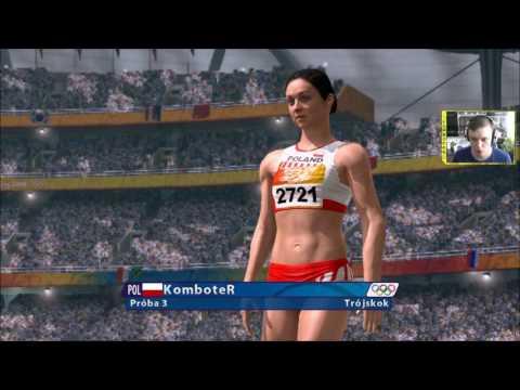 "Komboter - Beijing 2008 Game PC #1 Gameplay PL ""Kolejne Letnie Igrzyska ! Pekin 2008"""