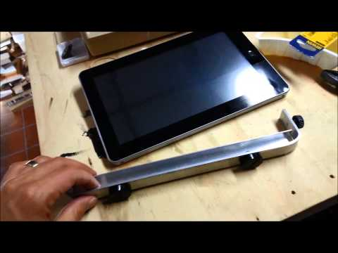Car Tablet Mount (DIY)
