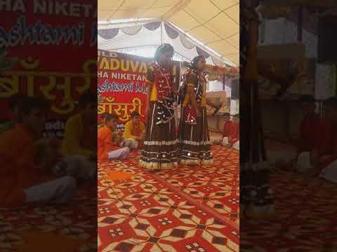 Mind blowing ragini on yaduvanshi school by yaduvanshi sohali students