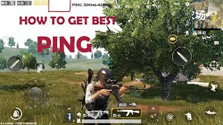 PUBG BY LIGHT SPEED: HOW TO GET BEST PING AND GET BEST PERFORMANCE