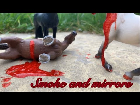 Smoke and mirrors Schleich horse music video