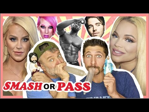 Smash or Pass Challenge. Condoms vs Jesus and Virgin Mary. Men have dirty minds!