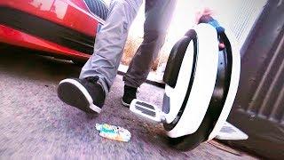 Monociclo Electrico (Como una Bicicleta Electrica de 1 rueda) | Xiaomi Ninebot One Review