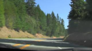 Road Trip - Crescent City, California to Portland, Oregon