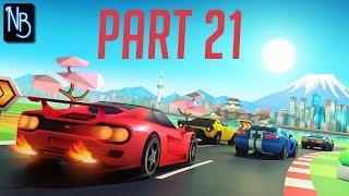 Horizon Chase Turbo Walkthrough Part 21 No Commentary