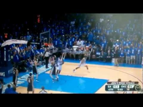 Thabo Sefolosha ♣Put It On The Line♣ 2012 OKC Mix (HD)