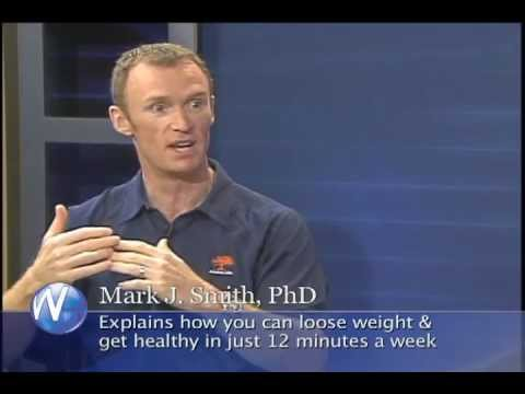 The Ultimate workout with Dr. Mark Smith Why high intensity training works