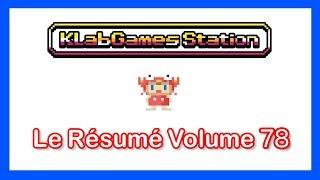 KLab Games Station : Le Résumé Volume 78