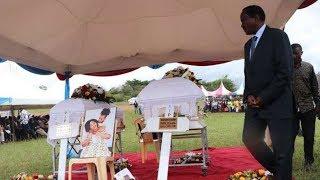 Mama na binti yake waliozama baharini Mombasa wazikwa