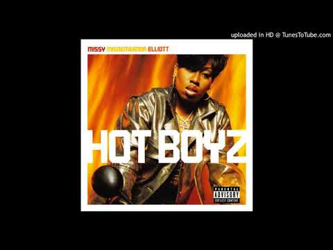 Missy Elliott - Hot Boyz [Remix] (feat. Nas, Eve & Q-Tip)