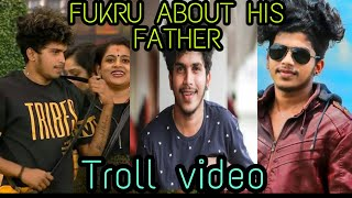 Fukru talks about his father troll video   Big Bose 2   Big Bose Trolls  