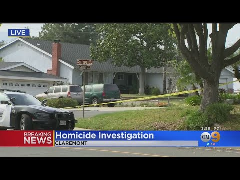Police Investigating Shooting Death In Claremont, 71-Year-Old Man In Custody