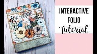 Interactive Folio Tutorial for Beginners!