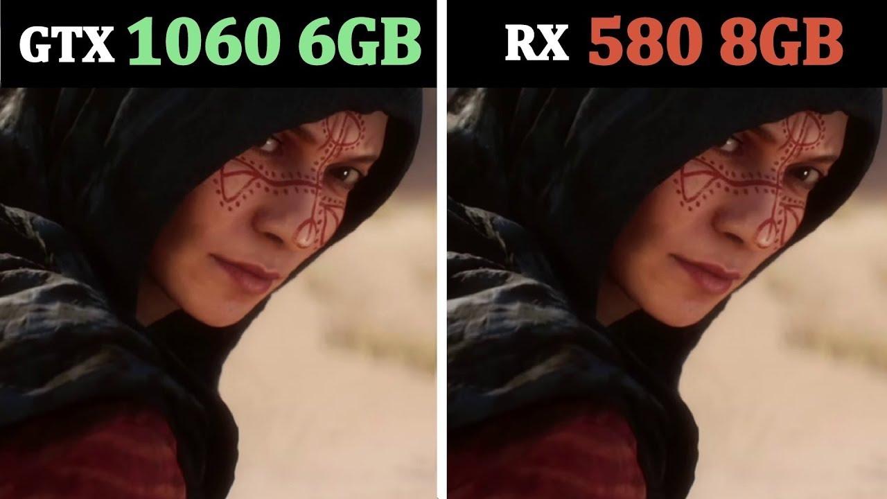 AJUDA] - GTX 1060 6GB ou RX580 8GB? | Fórum Adrenaline - Um