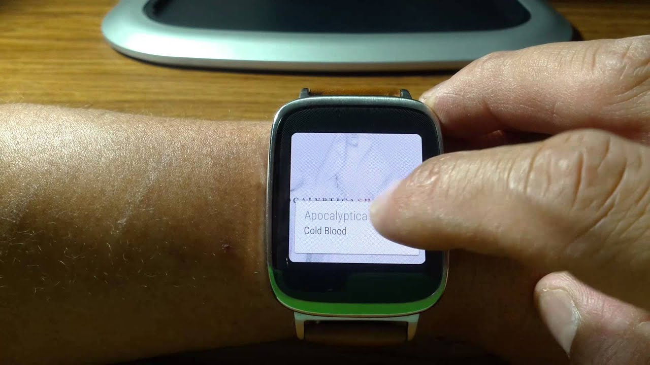 Google Map and Music on Android Wear YouTube
