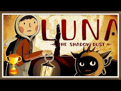 Полное Прохождение + Секретная Концовка  ➤ LUNA The Shadow Dust ➤ Без Комментариев и Тупежа