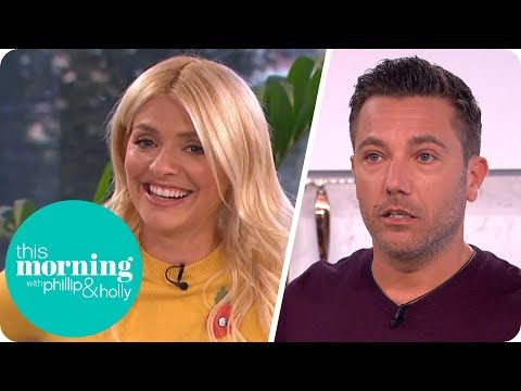 Gino D'Acampo Has a Bit of Trouble Pronouncing 'Sheet' | This Morning