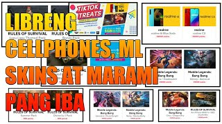 HOW TO GET FREE REALME CELLPHONE, MOBILE LEGENDS SKIN, RULES OF SURVIVAL ITEMS AT IBA PA