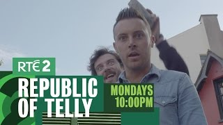 SNEAK PEEK: CAR BOOT KARAOKE feat. Nathan Carter | Republic of Telly | Mondays, 10:00PM, RTÉ2