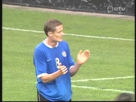 Estonia 2:1 Malta 2008