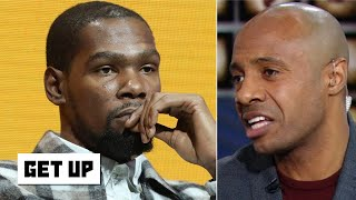 Kevin Durant is fueled by engaging with his critics – Jay Williams | Get Up
