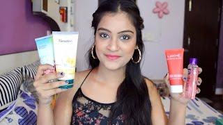 Top 6 Face Washes Under Rs 200