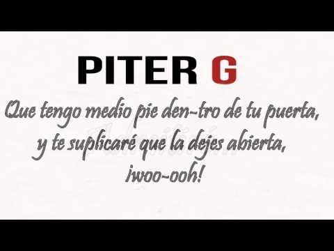 Piter-G y Porta  Carta de sinceridad (Letra)