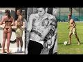 Justin Bieber's New Tattoo , Street Style & Dubai Tour - 2017