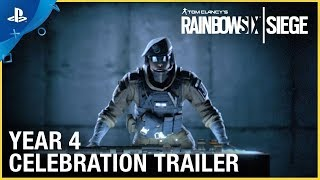 Rainbow Six Siege - Year 4 Celebration | PS4