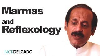 Marmas and Reflexology - Dr. Nick Delgado with Dr. Pankaj Naram