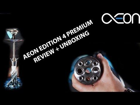 AEON EDITION 4 PREMIUM    REVIEW + UNBOXING