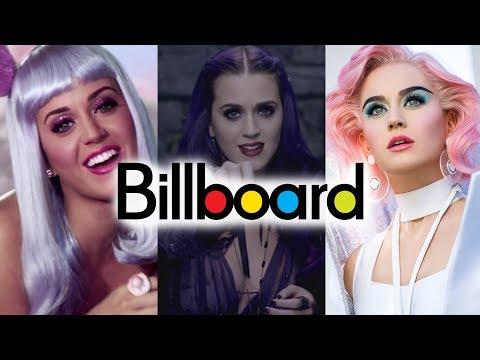 Katy Perry - Billboard Chart History
