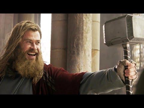 Всё Ещё Достоин ⚡️ Мстители: Финал (2019)