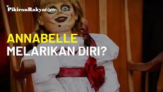 Boneka Annabelle Dikabarkan Melarikan Diri dari Museum Warren?