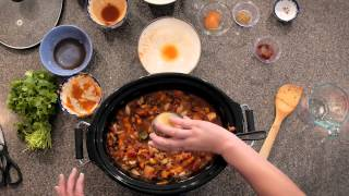 Venison Pumpkin Chili - Cookin' Gone Wild - S1e10 | Indiana Dnr