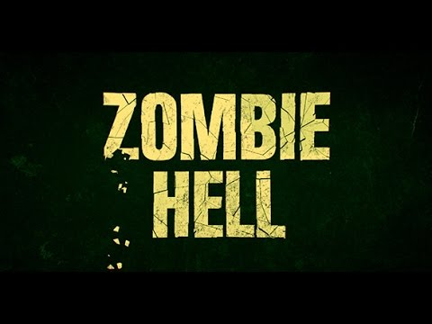 Halloween zombie hand logo opener after effects project files.