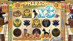 Pharaoh Slot @ DoubleU Casino
