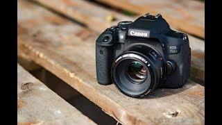 Máy ảnh cho người mới-mở hộp đánh giá canon 750d #máy ảnh được khuyên dùng